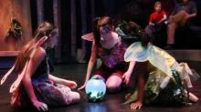 Theatre Raleigh's A Midsummer Night's Dream for family audiences