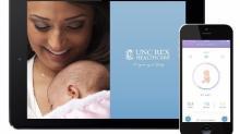 IMAGE: UNC Rex unveils new Pregnancy & Baby app