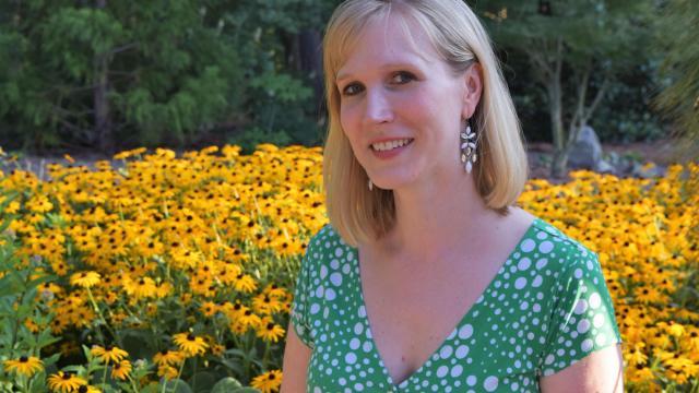 Krissy Snyder of Wildflower Cottage for Children in Durham