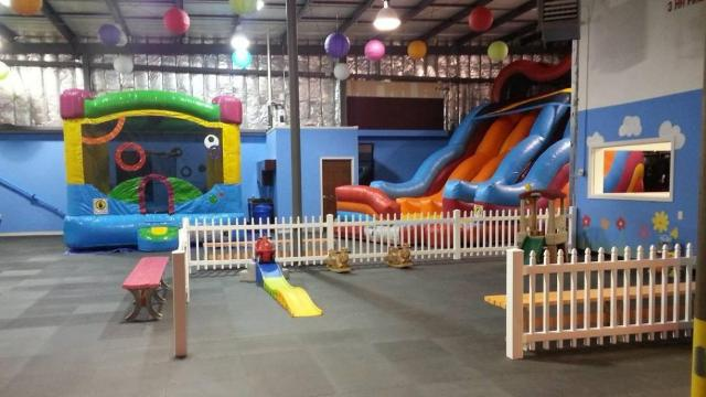 Bounce House Business Open In Clayton