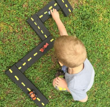 Outdoor tracks