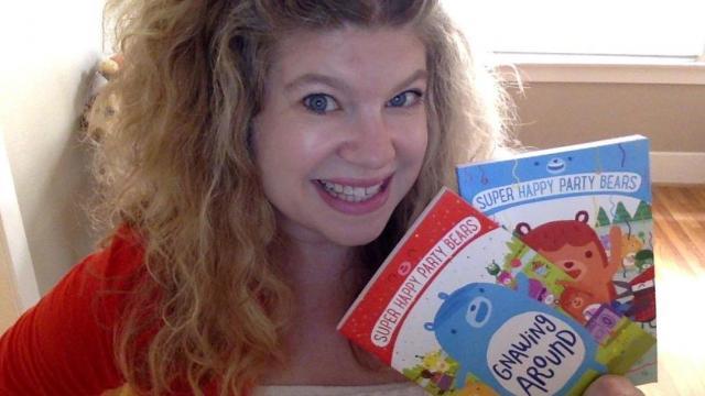 Marcie Colleen, children's author