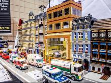 BrickUniverse Lego fan convention stops in Raleigh April 8 and April 9