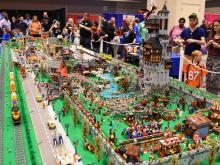BrickUniverse Lego fan fest stops in Raleigh April 8 and April 9