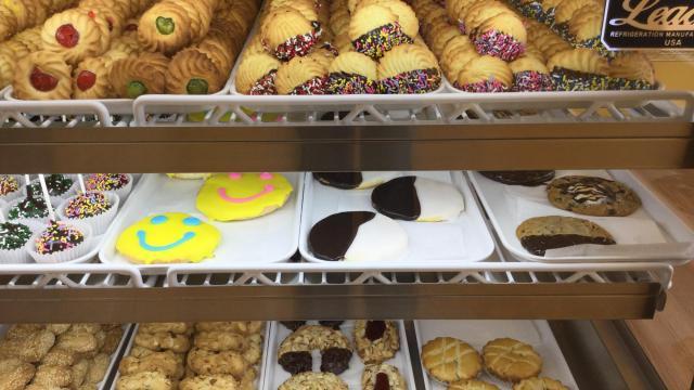 La Dolce Vita Bakery, Wakefield Commons