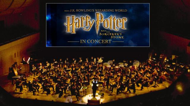 Harry Potter in Concert will be in Raleigh on Sept. 15.