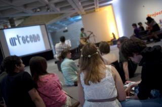 ArtScene, a free event for teens at the N.C. Museum of Art