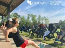 Fit4Mom offers programs in Wake Forest
