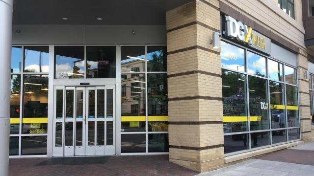 Dollar General opens in downtown Raleigh