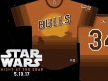 Star Wars Day at the Durham Bulls is Saturday
