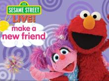 Sesame Street Live to stop at the PNC Arena