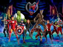Marvel Universe LIVE! Age of Heroes to stop at PNC Arena in January 2018