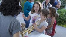 Scenes from past N.C. Symphony Summerfest concerts at Booth Amphitheatre
