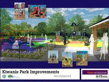 Kiwanis Park improvements