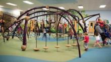 IMAGE: Raleigh's indoor playground sets summer hours