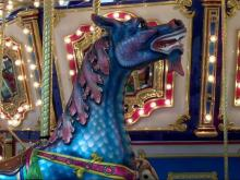 Northgate Mall carousel