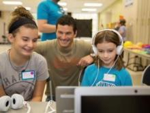 Second Saturday Family Fun Day at Google Fiber