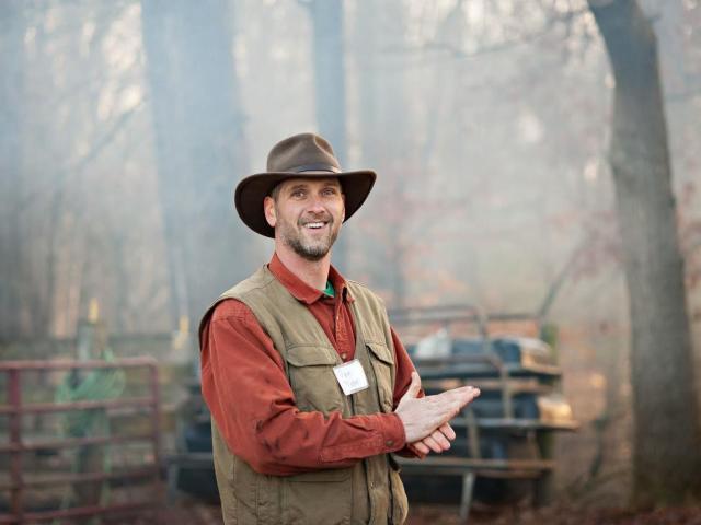 Dan Moore of Ninja Cow Farm