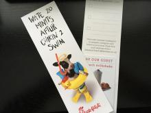 Chick-fil-A summer reading list bookmark