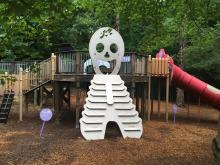 PlayWell Park at Poe Center for Health Education