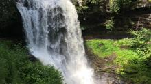 IMAGES: Dry Falls near Highlands, N.C.