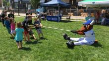 IMAGES: Go Ask Mom at North Hills' Midtown Park, July 11
