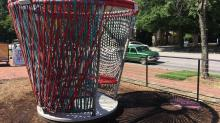 IMAGE: Destination: Take a spin on Ackland Art Museum's giant tops