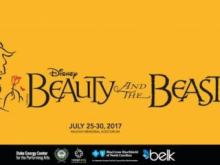 N.C. Theatre opens Beauty & the Beast on July 25