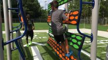 IMAGES: Elevate Fitness Course in Apex