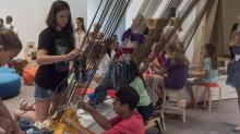 IMAGES: Destination: Interactive gallery at N.C. Museum of Art's new African exhibit