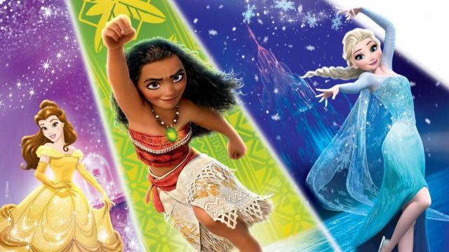 The show stops at the PNC Arena in December 2017. Courtesy: Disney on Ice
