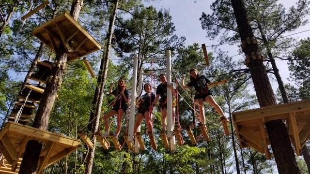 Courtesy: TreeRunners Adventure Park