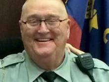 Odis Stephenson, Wake County Sheriff's Deputy