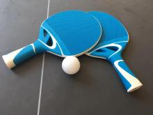 Table tennis at Lake Lynn Community Center