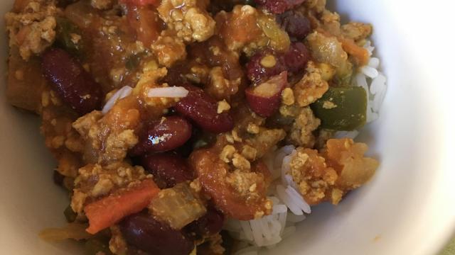 Grandma's Favorite chili