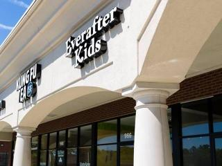 Everafter Kids is in the Preston Corners Shopping Center in Cary
