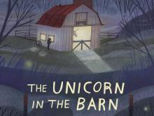 Durham author Jacqueline Ogburn's The Unicorn in the Barn