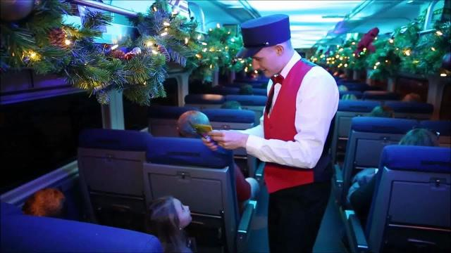 nc transportation museums polar express tweetsie railroads tweetsie christmas - Christmas Train Denton Nc