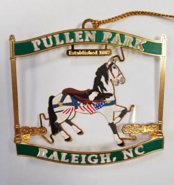 Pullen Park Christmas 2019.Pullen Park Releases 2017 Limited Edition Ornaments Wral Com