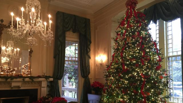 State Capitol Open House Executive Mansion Holiday Tours This Week
