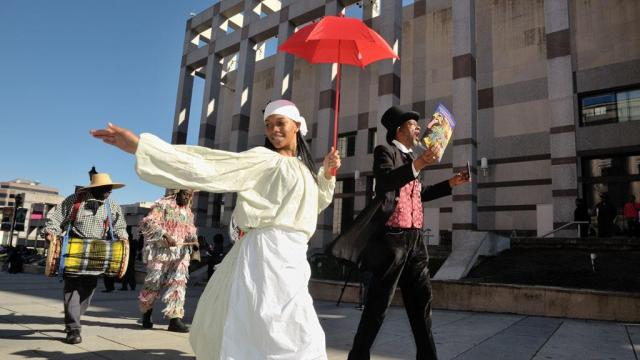 African American Cultural Celebration at the N.C. Museum of History, Raleigh