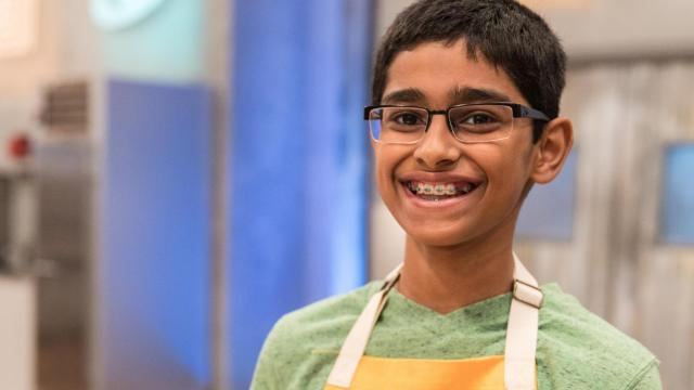 Cary Kid Competing To Win 25k On Food Network Wralcom