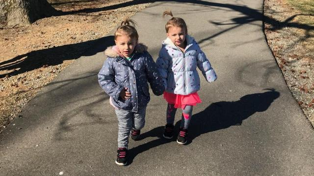 WRAL anchor/reporter Kathryn Brown's daughters