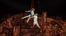 IMAGES: Cirque du Soleil's CRYSTAL coming to Raleigh's PNC Arena