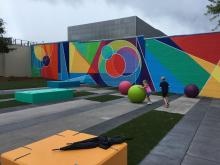 Color Pop Plaza at Marbles Kids Museum