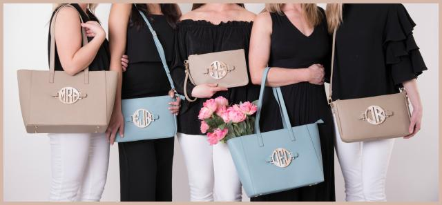 Bags from Apex-based Grateful, Initially Inspired Bags