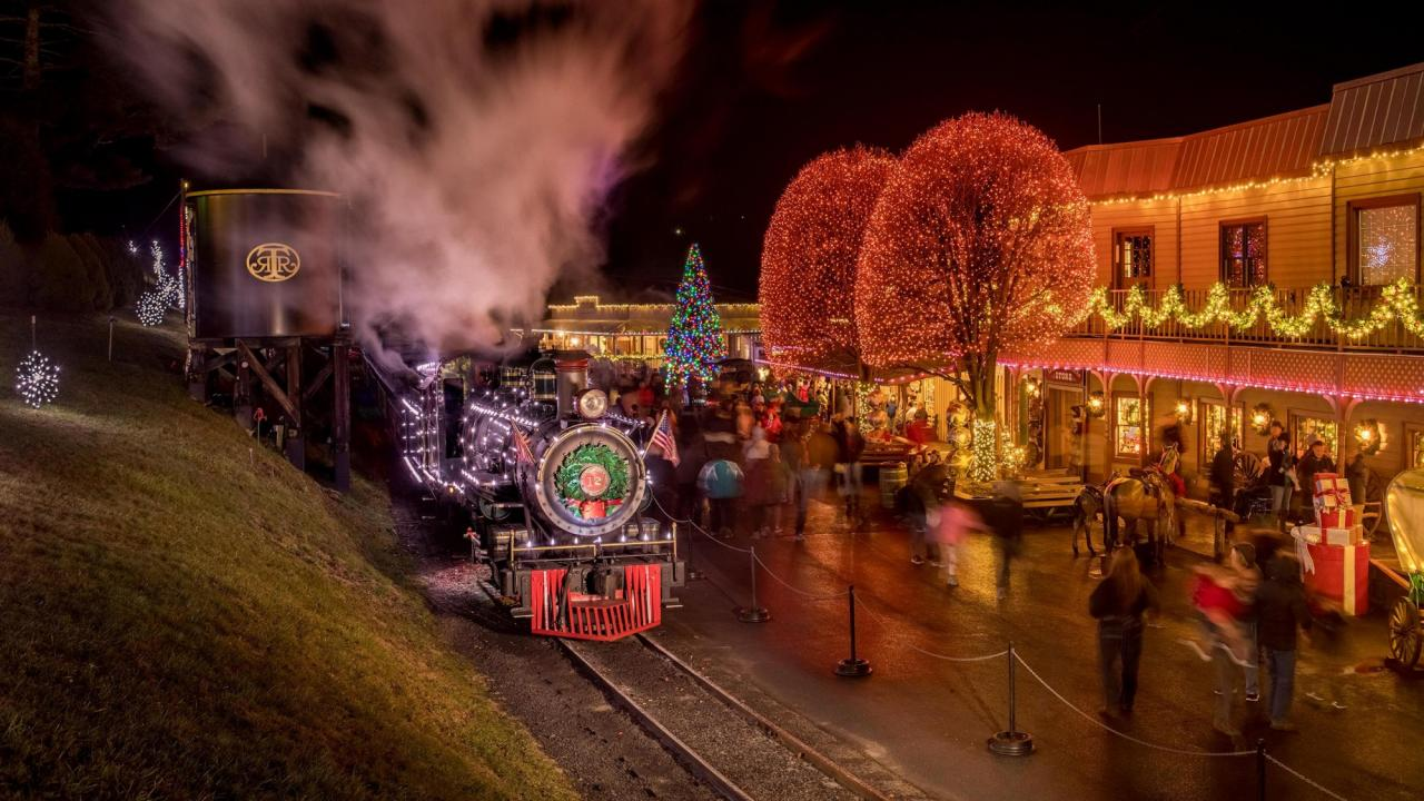 all aboard 7 christmas trains across triangle north carolina with tickets still available wralcom