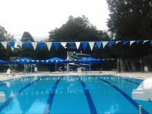 Wake Forest's Holding Park pool complex opens Sept. 22, 2018