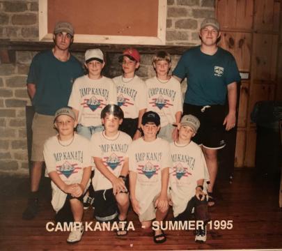 From camper to director at Camp Kanata