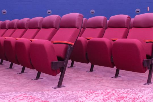 Take a closer look at Morehead Planetarium's updated theater